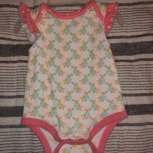 Matilda Jane birdcage onesie size 0-3 m NWOT